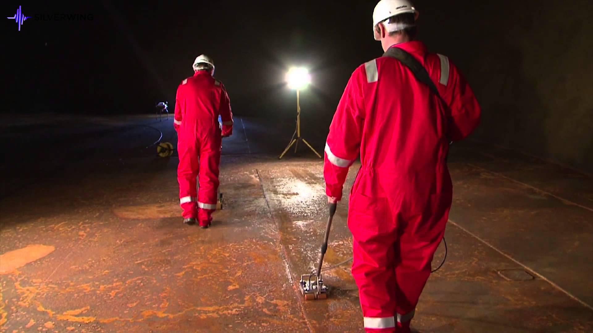Sludge Profiler Of Crude Oil Tank S P O T And Pipeline